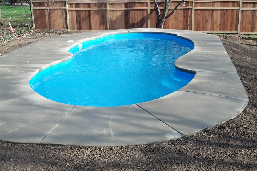 Gallery edwards pools inground and above ground pools in southern ohio for Fiberglass pools above ground