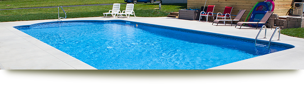 Types of pools edwards pools inground and above ground for Types of inground pools